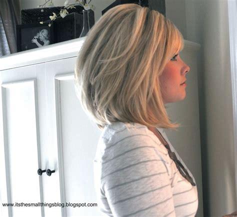 best above sholder bob thivcardk hair shoulder length hair styles for women over 40 bouncy
