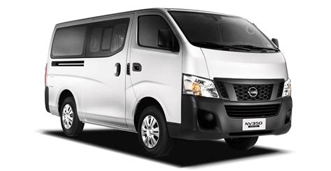 nissan philippines price list car specifications nv350 urvan nissan philippines
