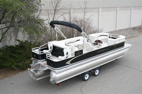 types of tritoon boats special new 24 ft high tritoon pontoon boat boat for