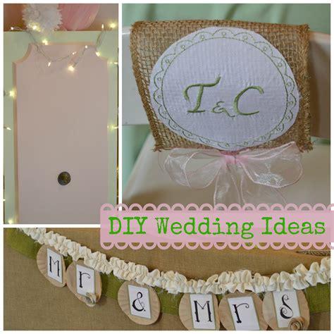 diy wedding ideas craft dictator
