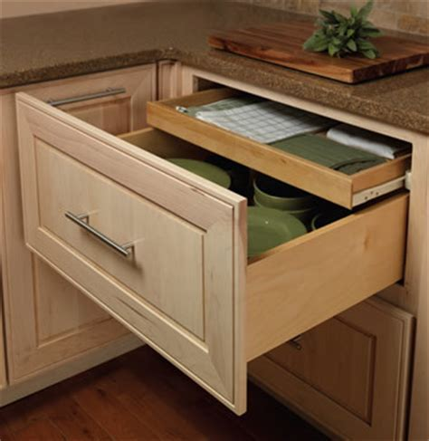 base drawer combination contemporary kitchen