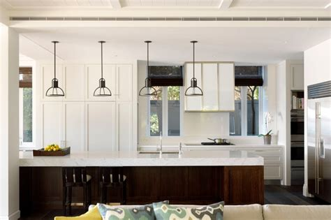harbor light transitional housing harbour house transitional kitchen sydney by