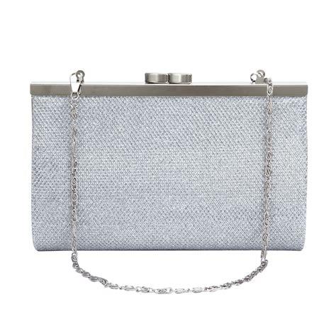 silver clutch bag ebay ladies evening clutch bag bridal clutch womens silver