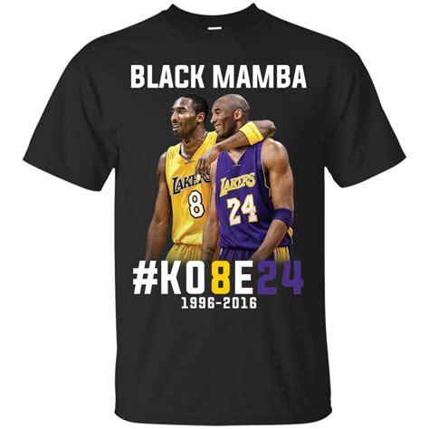 T Shirt Bryant Black bryant black mamba t shirts hoodies sweatshirt