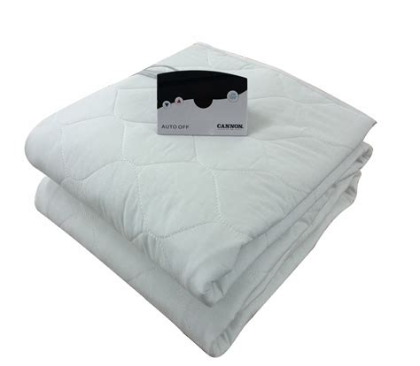 Heated Bed Mattress by Cannon Quilted Heated Mattress Pad Shop Your Way Shopping Earn Points On Tools