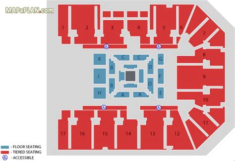 O2 Arena Floor Plan Birmingham Genting Arena Nec Lg Arena Boxing Ring Match
