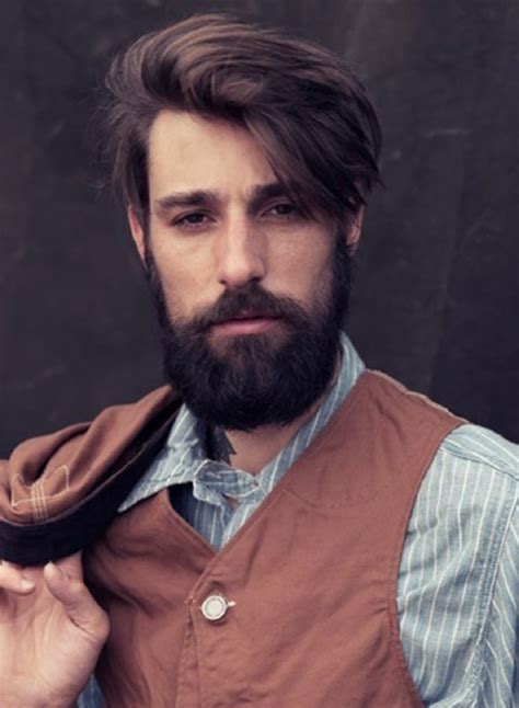 hair styles men in twentys 2016 men s best haircuts for beards men s hairstyles and