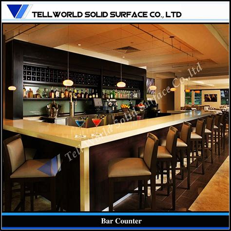 bar counter designs china tw fancy design commercial corian bar counter tw