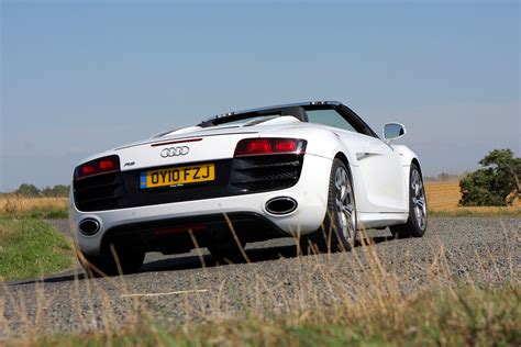 how much is a audi r8 audi r8 spyder 2010 2014 running costs parkers