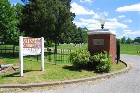 Sunset Gardens Cemetery by Sunset Garden Cemetery Saline County Illinois