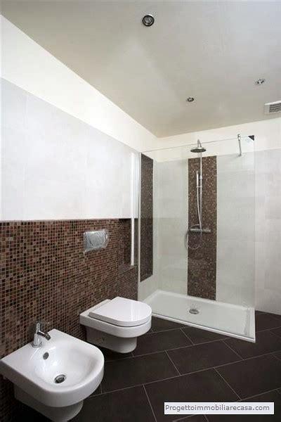 Bagno Mosaico Rosso by Foto Bagno Mosaico Di Progetto Immobiliare Srl 79996