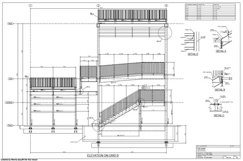 Modifying House Plans example erection elevation drawing tekla user assistance