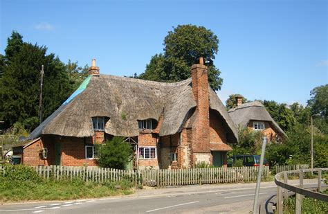 Synonym Cottage by Image Gallery Thatched Cottage