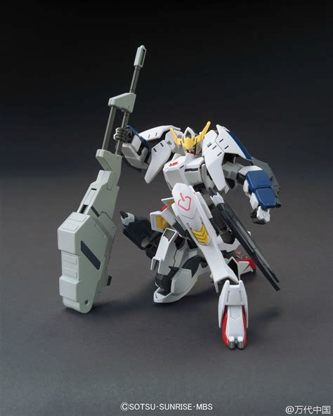 Bandai 1144 Hg Ibo Barbatos 6th Form hg 1 144 gundam barbatos form 6 release info box