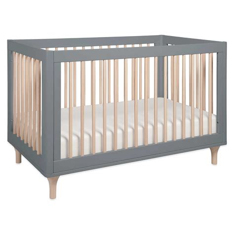 Affordable Cribs by Eleven Affordable Grey Cribs The Inspired Hive