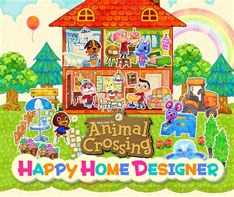 animal crossing happy home design animal crossing happy home designer nintendo 3ds