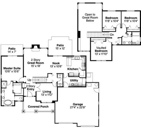 4 Bedroom House Designs Australia Home Designs Australia Floor Plans Planshouse Planshome Plans