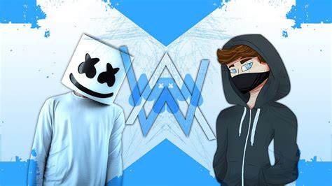 alan walker x marshmello マシュメロ vs アラン ウォーカー低音edmベストmix alan walker marshmello best