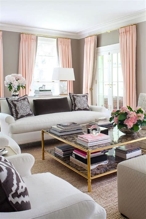 benjamin moore living room ideas pink and brown living room contemporary living room