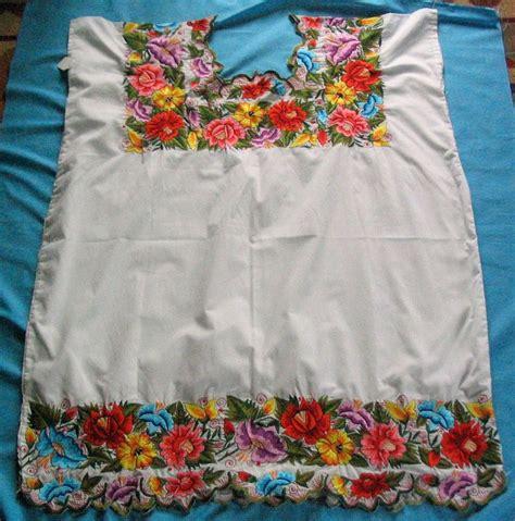 bordado para huipil m 225 s de 1000 ideas sobre blusas bordadas yucatecas en