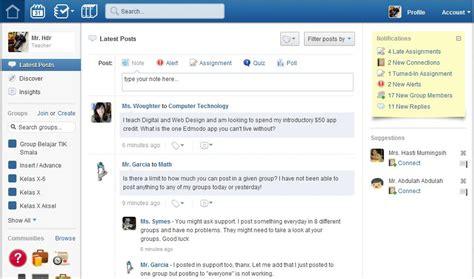 edmodo adalah sebuah media untuk pengenalan edmodo com social media untuk pembelajaran