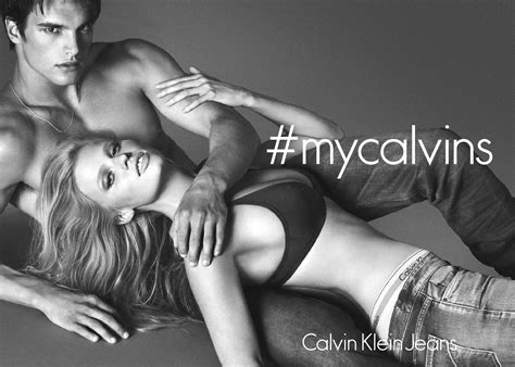 the news from calvin klein keeps on coming