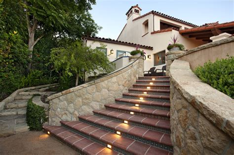 outside steps riviera outdoor living steps mediterranean exterior