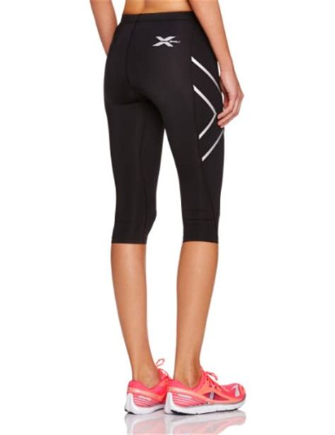 Celana Baselayer Sport 2xu 2xu s pwx 3 4 tight compression baselayer uksportsoutdoors
