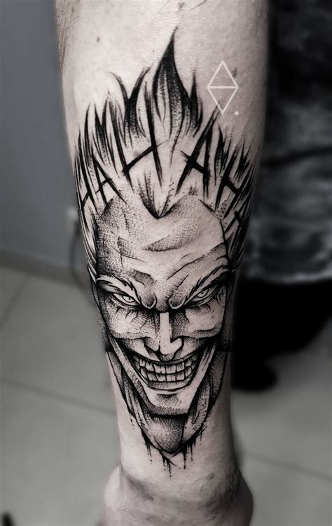 joker tattoo design best 25 joker tatto ideas on jared leto joker