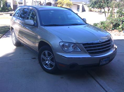 2006 Chrysler Pacifica by 2006 Chrysler Pacifica 0 60