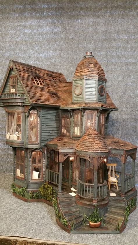 haunted doll houses for sale greggs miniature imaginations haunted mansion made out of
