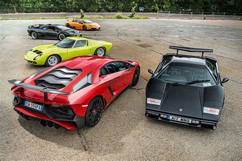 Lamborghini V12 Cars Poll Which Is The Greatest V12 Lamborghini Of All By Car