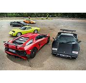 Poll Which Is The Greatest V12 Lamborghini Of All By CAR