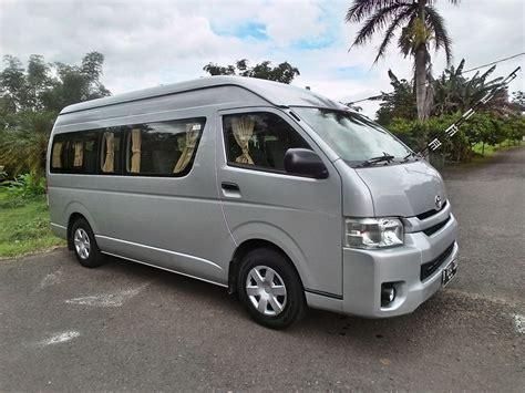 Harga Vans Indonesia 2018 sewa rental toyota hiace bali hiace 16 seat sewa murah