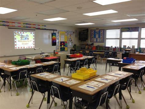 Img 4428 Jpg 1 600 215 1 200 Pixels Classroom Stuff Pinterest Student Desk Arrangements