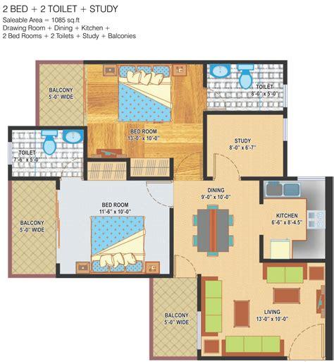 zenith floor plan zenith floor plan 1085 sq ft 2 bhk 2t apartment for sale
