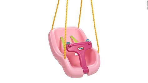 consumer reports baby swings little tikes recalls swings after reports of injury cnn com
