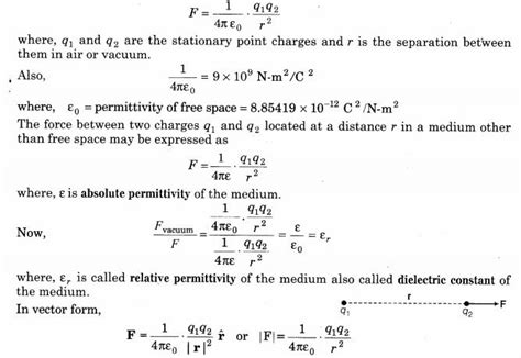 Electric Charge And Worksheet Answers