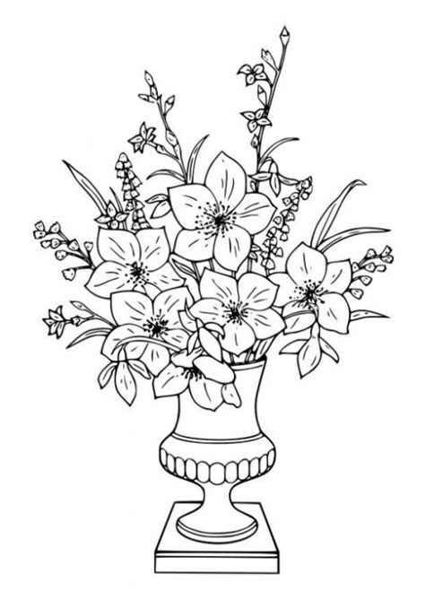 imagenes bonitas para dibujar a lapiz a color imagenes de dibujos para colorear de flores hermosas