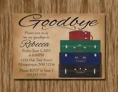 farewell flyer invitation templates farewell
