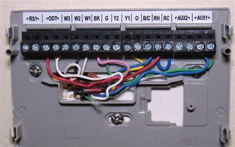 trane xl80 blower motor wiring