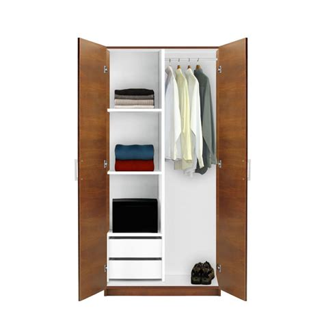 alta wardrobe closet half and half contempo space
