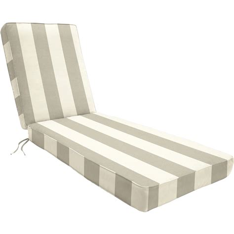 outdoor double chaise lounge cushions wayfair custom outdoor cushions outdoor sunbrella chaise