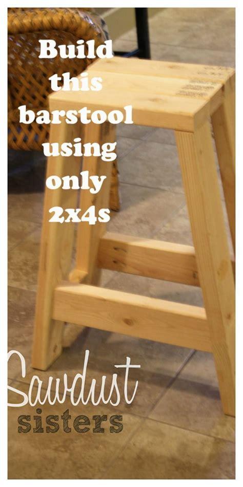 build  barstool   xs diy bar stools