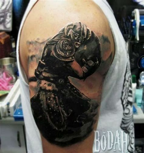 elder scrolls tattoo 29 best skyrim tattoos images on skyrim