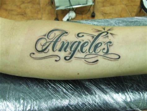 imagenes goticas con nombres tatuaje del nombre angeles tatuajes de nombres