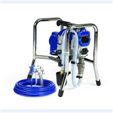 spray painter rental graco rentalpro 210 airless paint sprayer rental