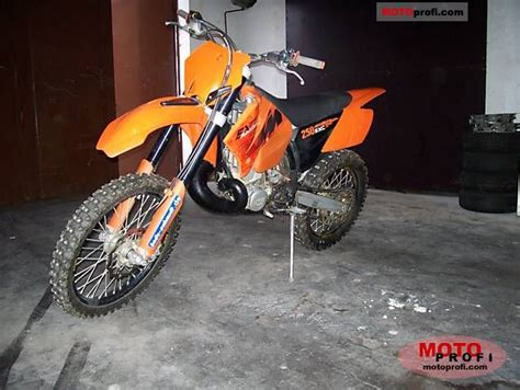 Ktm 250 Sx Horsepower Ktm 250 Sx 2006 Specs And Photos