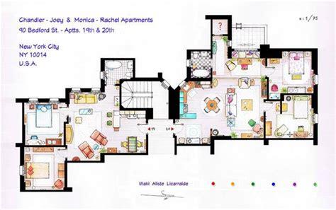 tv shows about home design famous television show home floor plans hiconsumption
