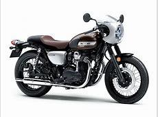 2019 Kawasaki W800 Cafe Guide • Total Motorcycle Kawasaki W800